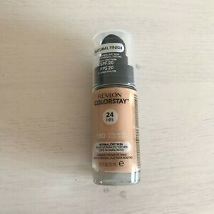 revlon colorstay 24hrs foundation normal/dry skin - shade 180 sand beige - 30ml