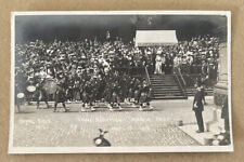Royal Visit Liverpool Lancashire Real Photographic Postcard