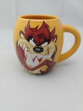 Taz Tazmanian Devil Coffee Mug Cup 1999 Warner Brothers Looney Tunes