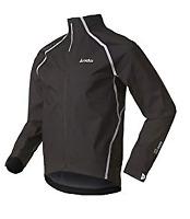 Odlo Zephyr Gtx 13 Full Zip Jacket Womens Ladies Size UK 12 Black/White  *REF98