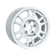 Evo Corse Motorsport Wheel For Volvo 740 Rally Olympia 6.5x15 ET15 White