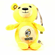 "NFL Green Bay Packers Plush Team Teddy Bear Mascot 9"""