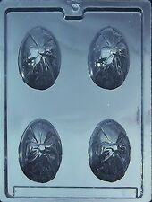 Easter Egg with Ribbon Chocolate Candy Mold #E94