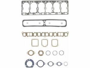 For 1949-1953 Kaiser Deluxe Head Gasket Set Felpro 63765HJ 1950 1951 1952