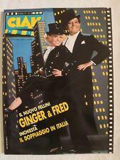 CIAK SI GIRA n. 6 1985 SYLVESTER STALLONE MICHAEL J. FOX GINGER E FRED MISHIMA