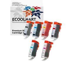 6 pack BCI6 ink set fits Canon BJC-8200 i560 i860 i900D i9100 i950 Printer