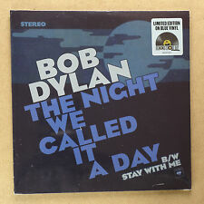 """BOB DYLAN - The Night we called it a Day ***7""""-Vinyl***NEW***sealed***RSD 2015**"""