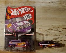 Hot Wheels 2020 Mail In '77 Dodge Van And '65 Volkswagen Fastback
