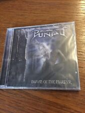 Punish - Dawn Of The Martyr CD Death Metal Neu