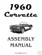 1960 Corvette Assembly Manual 60