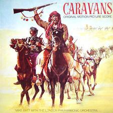 CARAVANS Mike Batt Anthony Quinn UK Press LP