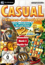 Casual Games Collection 2 (PC, 2011, DVD-Box)
