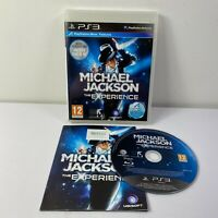 Michael Jackson The Experience Playstation 3 (PS3)