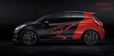 Peugeot 208 GTI Special Edition Decals