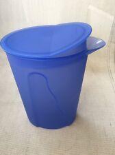 Tupperware : Pot A Eau Bleu 1 L