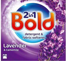 BOLD 2in1 POWDER LAVENDER & CAMOMILE 40 WASHES