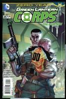 Green Lantern Corps #25 Zero Year New 52 DC Comic 1st Print 2014 NM