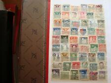 TCHECOSLOVAQUIE - 54 timbres obliteres (tout etat)