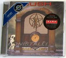RUSH - THE SPIRIT OF RADIO GREATEST HITS 1974-1987 Lim Ed CD + DVD Sigillato