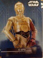 2016 Star Wars The Force Awakens Series 2 #9 C-3PO Sticker Card