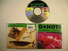 D NOTE Criminal Justice - 1 CD