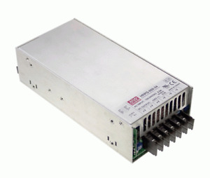 Mean Well 5V 120A 600W Single Output PFC Function Power Supply HRPG-600-5