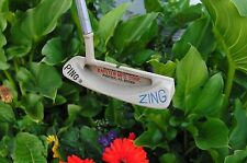 Ping Zing Manganese Bronze Putter Reconditioned