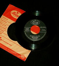 """THE GAYLORDS """"I'M LONGIN' FOR LOVE/Flamingo L'Amore"""" MERCURY 71369 (1958)"""