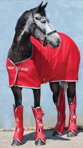 Horseware Amigo Jersey Cooler - Size 84 - Red