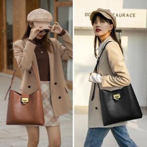 Women's real leather single shoulder/TOTE BAG/Bucket bag