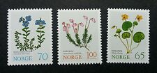 Norway Flowers 1973 Flora Plant (stamp) Mnh