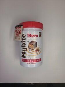 Mybite Hers Chocolate Multivitamin Supplement 30 Bites Vitamins A B6 B12 C D E