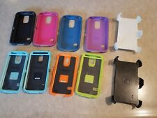 Wholesale Lot For Samsung Galaxy S5 Defender Case w/Belt Clip&Screen Protector
