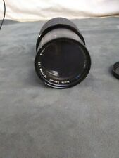 Vivitar Series 1 70-210mm 1:35 Lens 67mm Macro Focusing Auto Zoom no.22929512