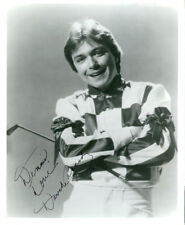 David Cassidy (Vintage, Inscribed) signed photo COA
