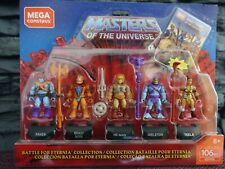 Mega Construx Motu Masters of the Universe Battle for Eternia NEU OVP