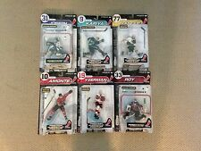 COMPLETE NHL SERIES 1 & 2 McFarlane SPORTSPICKS 12  ACTION FIGURES/ Ice Bases