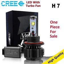 H7 New Cree LED Headlight 60W Bulb H1 3 H11/H9/H8 9005 HB3 9006 6000K 7200LM 1PC