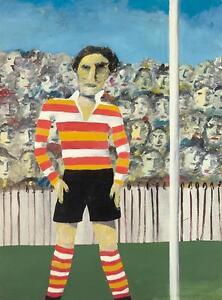 SIDNEY NOLAN : FOOTBALLER - 1946