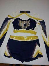 Ice Lady Lightning Cheerleading Uniform