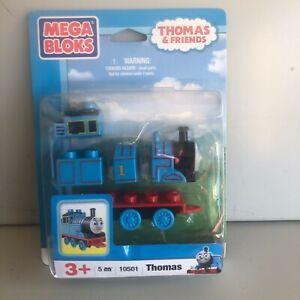 Thomas And Friends 2009 Gullane Mega Brands Engine-Mega Bloks-New in Pkg#10501