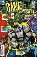 Bane Conquest Comic Issue 8 Modern Age First Print 2018 Dixon Nolan Wright DC