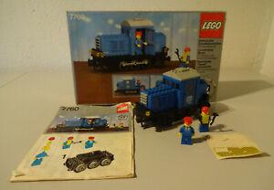 (GO) Lego 7760 Diesel Lokomotive Mit OVP & BA 100% Komplett 12Volt Eisenbahn