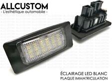 LED ECLAIRAGE PLAQUE IMMATRICULATION pour AUDI A3 8V 2012-18 S3 SLINE SPORTBACK