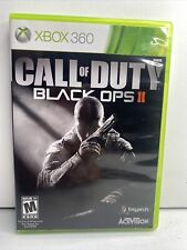 Call of Duty: Black Ops II 2 (Xbox 360) GAME DISC + CASE TESTED WORKING GREAT!!!