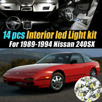 Cool White Premium Inte XtremeVision LED for Mercury Sable 2008-2009 10 Pieces