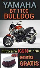 Filtro Aire k&n RF-1002 Yamaha BT1100 BULLDOG