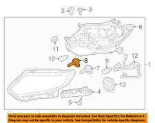 NISSAN OEM-Headlight Headlamp Bulb 262969B91D