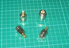 N-TYPE FEMALE SOCKET TO SMA FEMALE SOCKET ADAPTOR