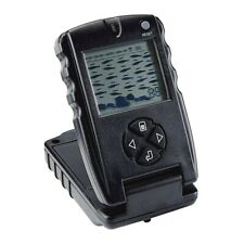 Portable Digital Fish Finder Locator Sonar 0-100ft Alarm Depth Alert Boat Dock